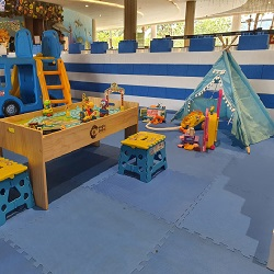 additional playspace playboard