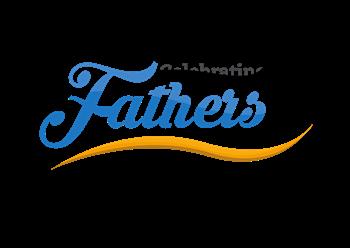 Celebrating Fathers Ident logo