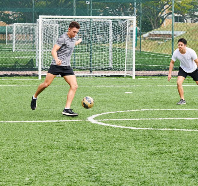 Futsal & Soccer Pitch