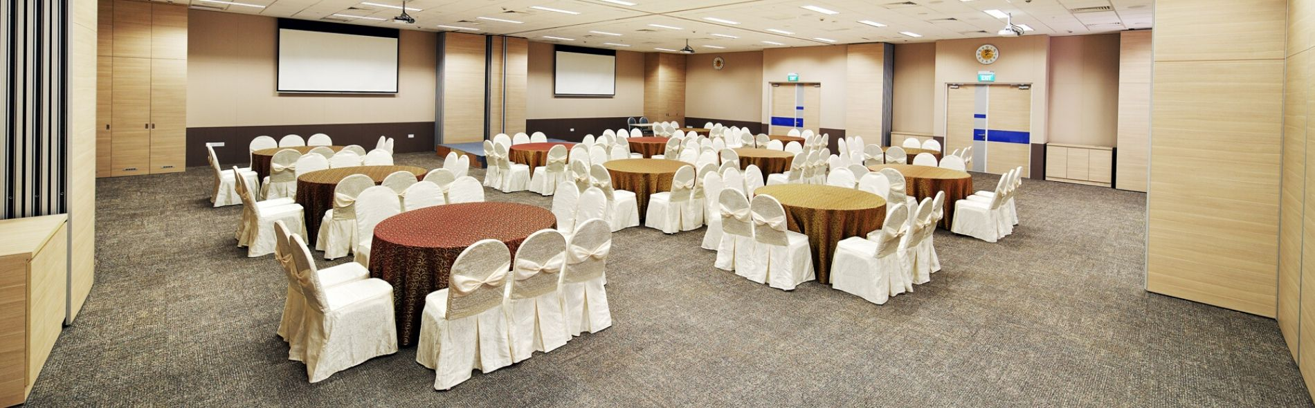 SAFRA Toa Payoh Function Room - Banner