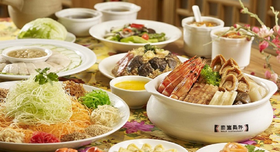 Soup Restaurant Dine In Set 965x525