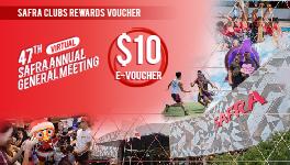 SAFRA Clubs Rewards Voucher