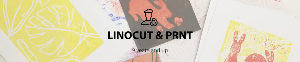 Linocut & Print