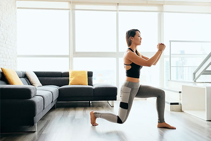 Exercise-warm-up