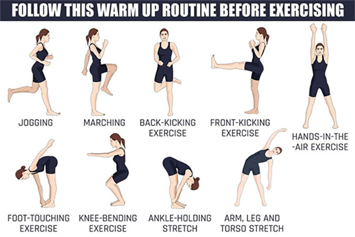 Warm-up-routine-before-exercising