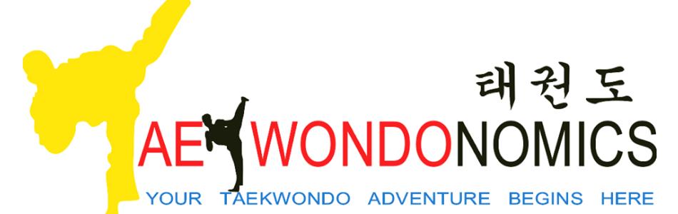 taekwondonomics. Main Image