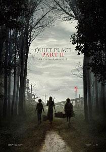 A Quiet Place movie banner