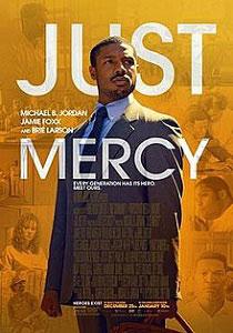 Just Mercy movie banner