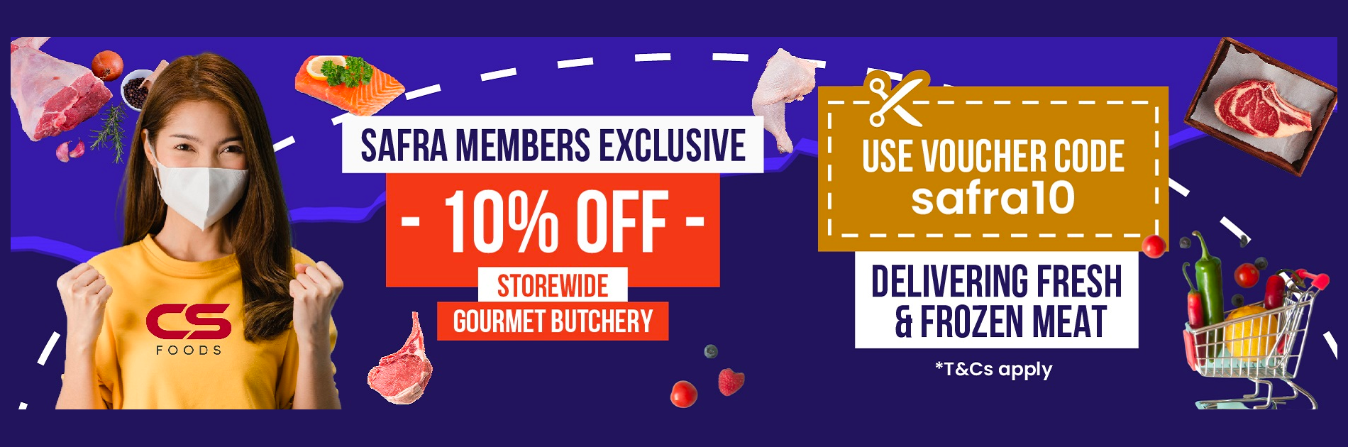 CheeSong Food Carousel Banner 1900 x 630px