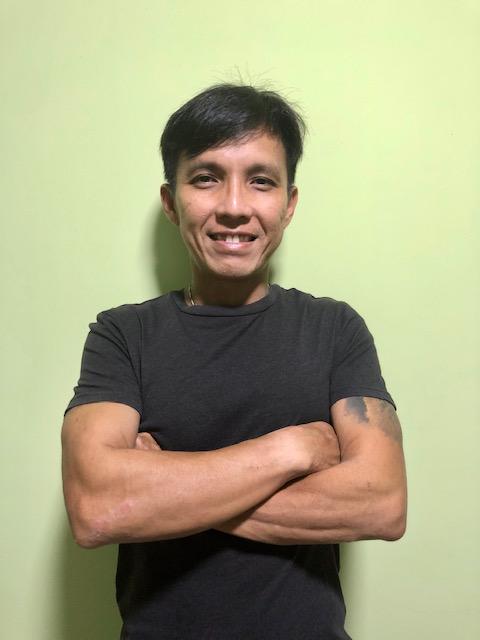 Kickboxing with Eric Shia