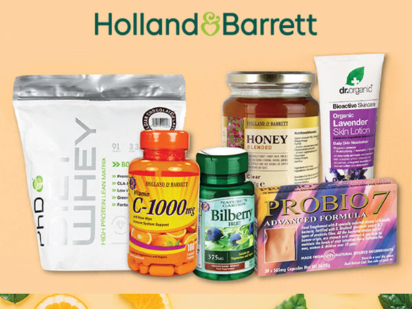 Holland-and-Barrett-Overview