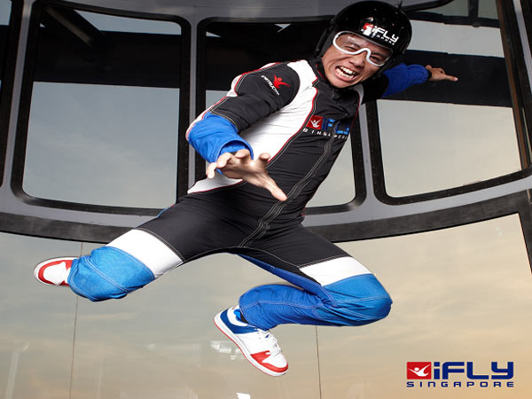 iFly-Singapore-Overview