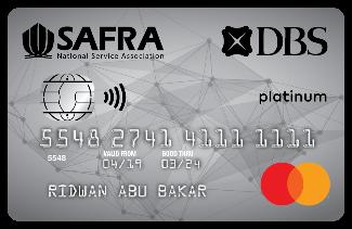 SAFRA Debit Card
