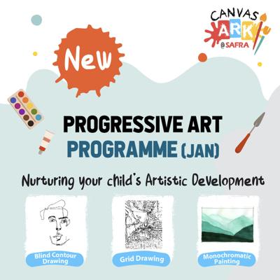 Progressive Art Programme