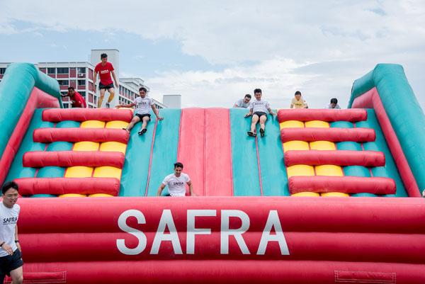 SAFRA Activities (8)