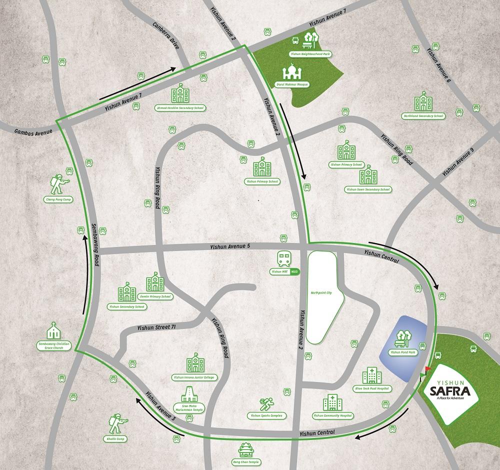 (Yishun) Explore SG Map-01